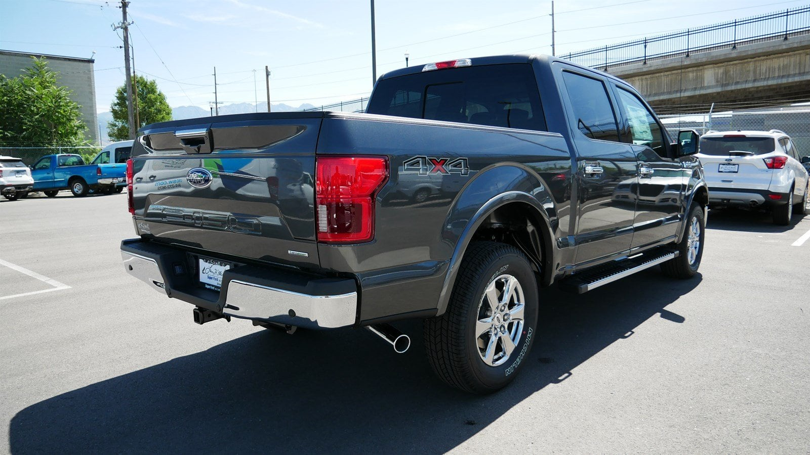 2019 F-150 SuperCrew Cab 4x4, Pickup #71167 - photo 2