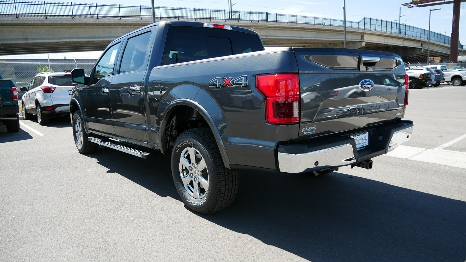 2019 F-150 SuperCrew Cab 4x4, Pickup #71167 - photo 6