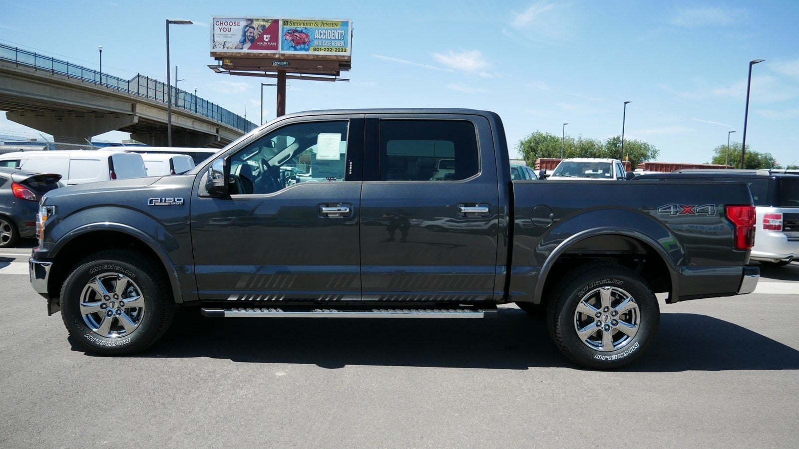 2019 F-150 SuperCrew Cab 4x4, Pickup #71167 - photo 7