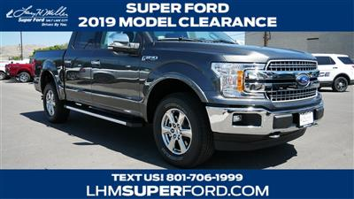 2019 F-150 SuperCrew Cab 4x4, Pickup #71167 - photo 1