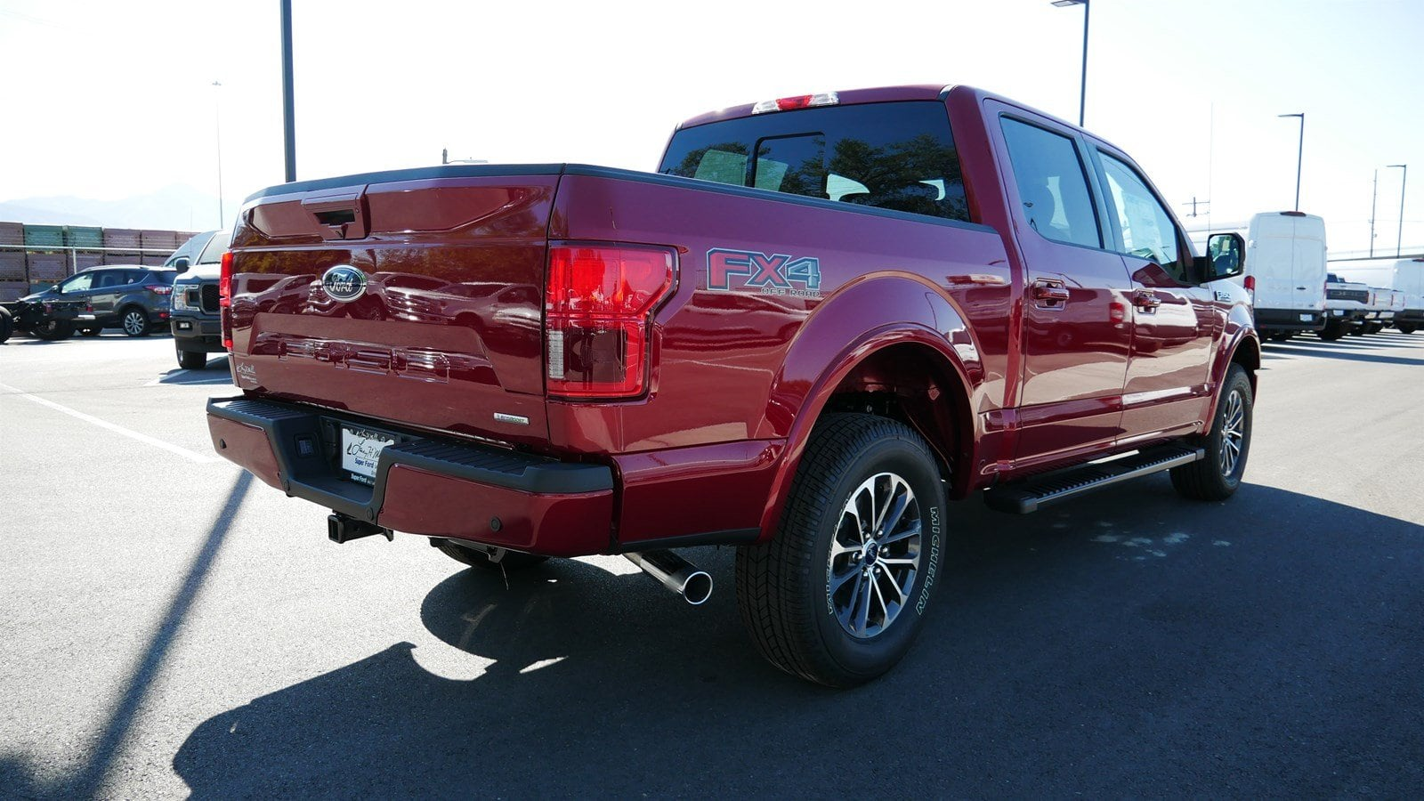 2019 F-150 SuperCrew Cab 4x4, Pickup #71174 - photo 2