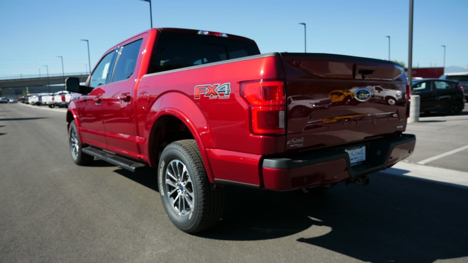 2019 F-150 SuperCrew Cab 4x4, Pickup #71174 - photo 6