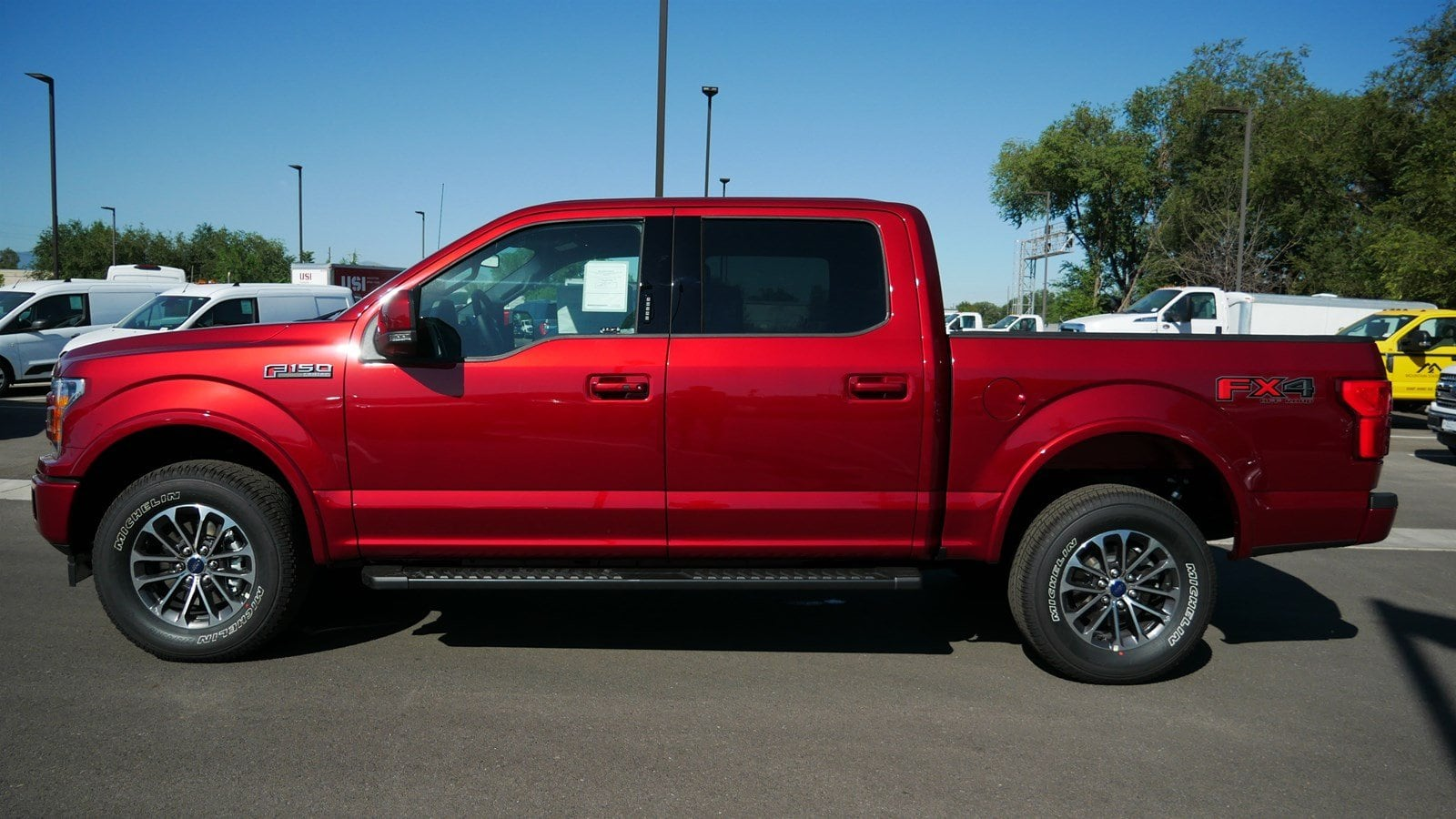 2019 F-150 SuperCrew Cab 4x4, Pickup #71174 - photo 7