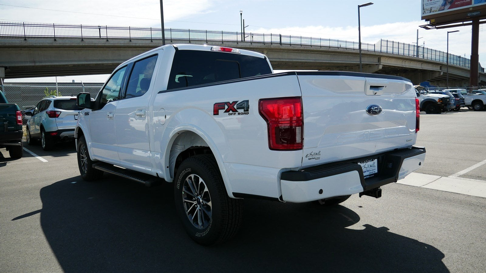 2019 F-150 SuperCrew Cab 4x4, Pickup #71177 - photo 6