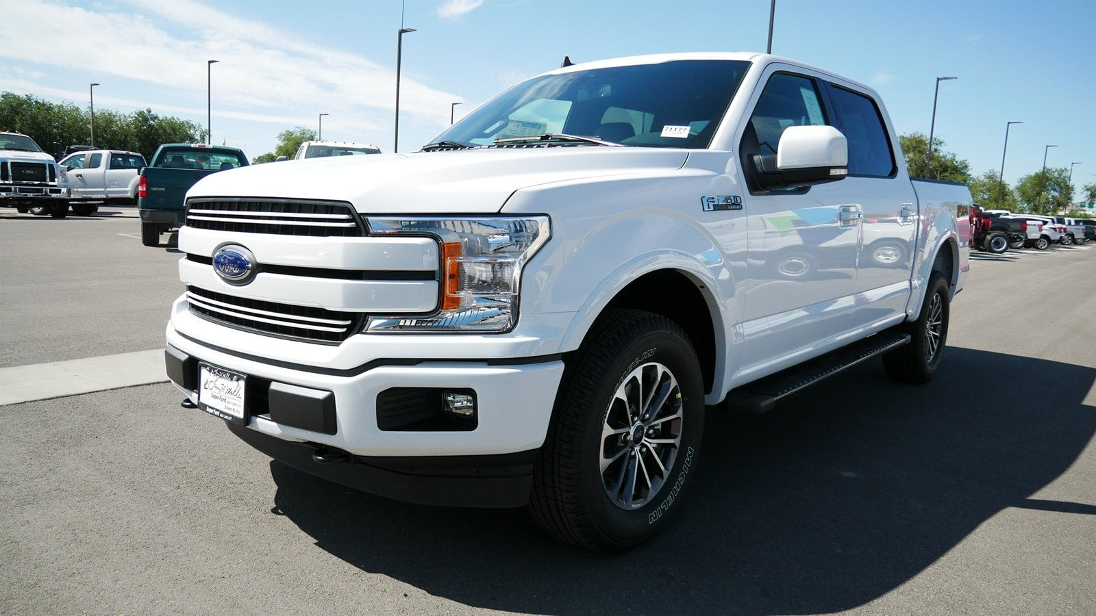 2019 F-150 SuperCrew Cab 4x4, Pickup #71177 - photo 8