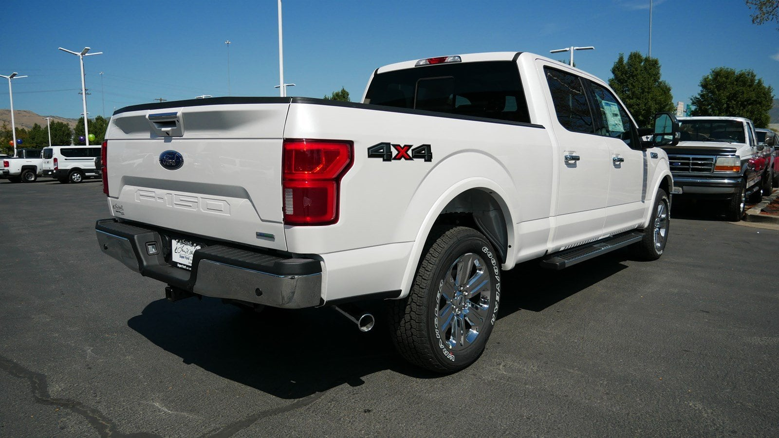 2019 F-150 SuperCrew Cab 4x4, Pickup #71190 - photo 2