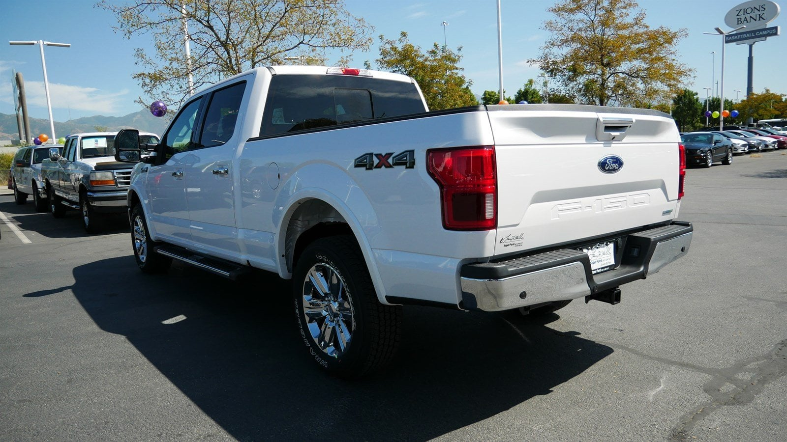 2019 F-150 SuperCrew Cab 4x4, Pickup #71190 - photo 6