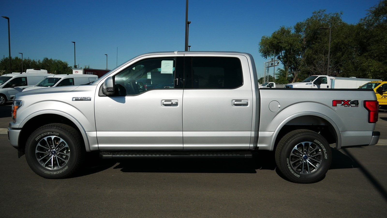 2019 F-150 SuperCrew Cab 4x4,  Pickup #71192 - photo 7