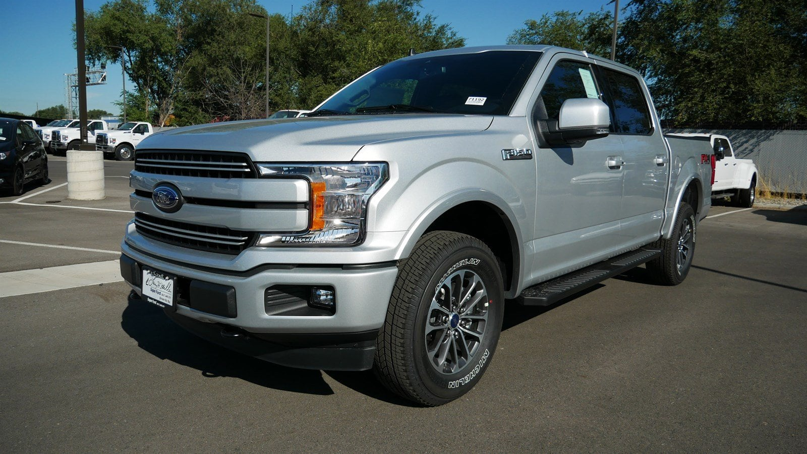 2019 F-150 SuperCrew Cab 4x4,  Pickup #71192 - photo 8