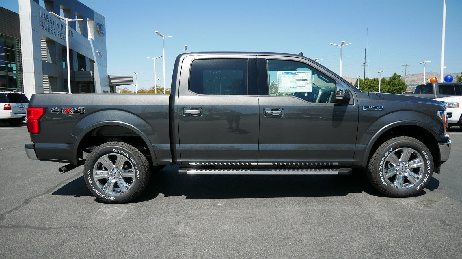 2019 F-150 SuperCrew Cab 4x4,  Pickup #71193 - photo 3