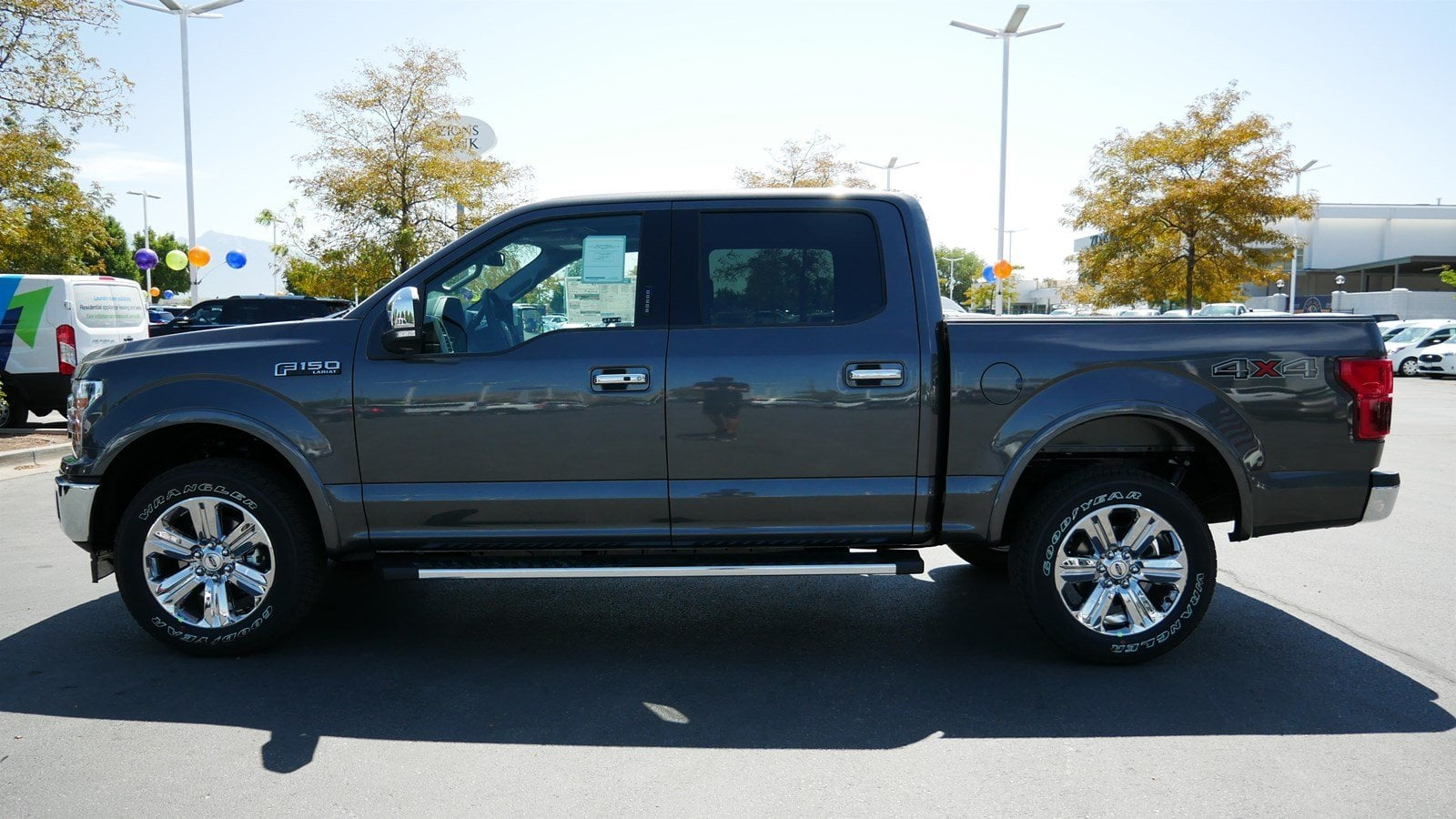 2019 F-150 SuperCrew Cab 4x4,  Pickup #71193 - photo 7