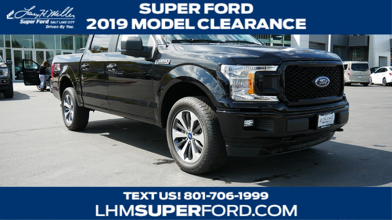 2019 F-150 SuperCrew Cab 4x4, Pickup #71200 - photo 1