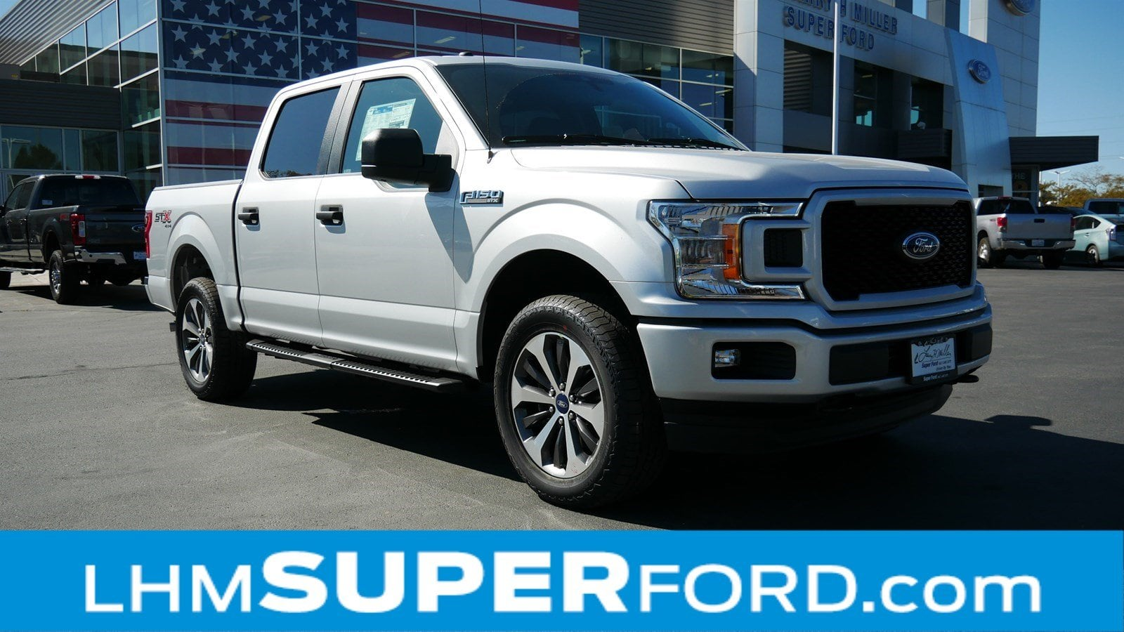 2019 F-150 SuperCrew Cab 4x4,  Pickup #71204 - photo 1
