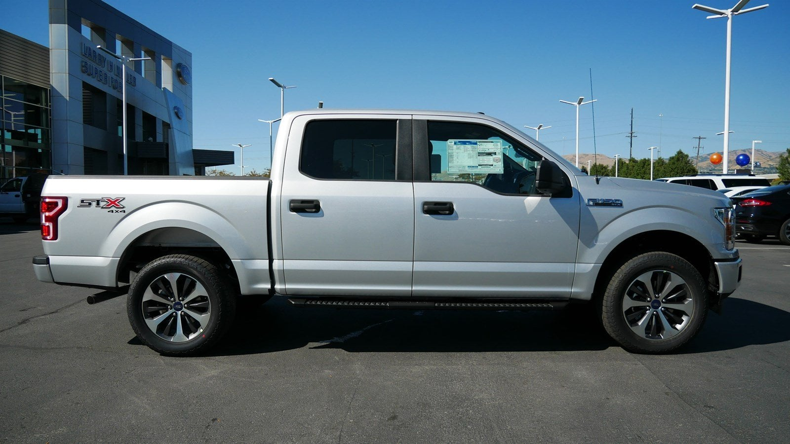 2019 F-150 SuperCrew Cab 4x4,  Pickup #71204 - photo 3