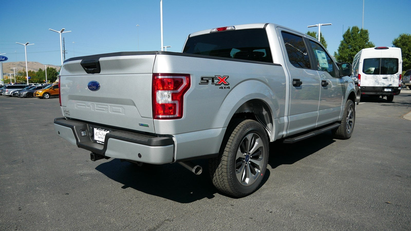 2019 F-150 SuperCrew Cab 4x4,  Pickup #71204 - photo 2