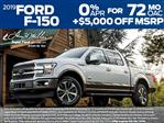 2019 F-150 SuperCrew Cab 4x4,  Pickup #71204 - photo 35