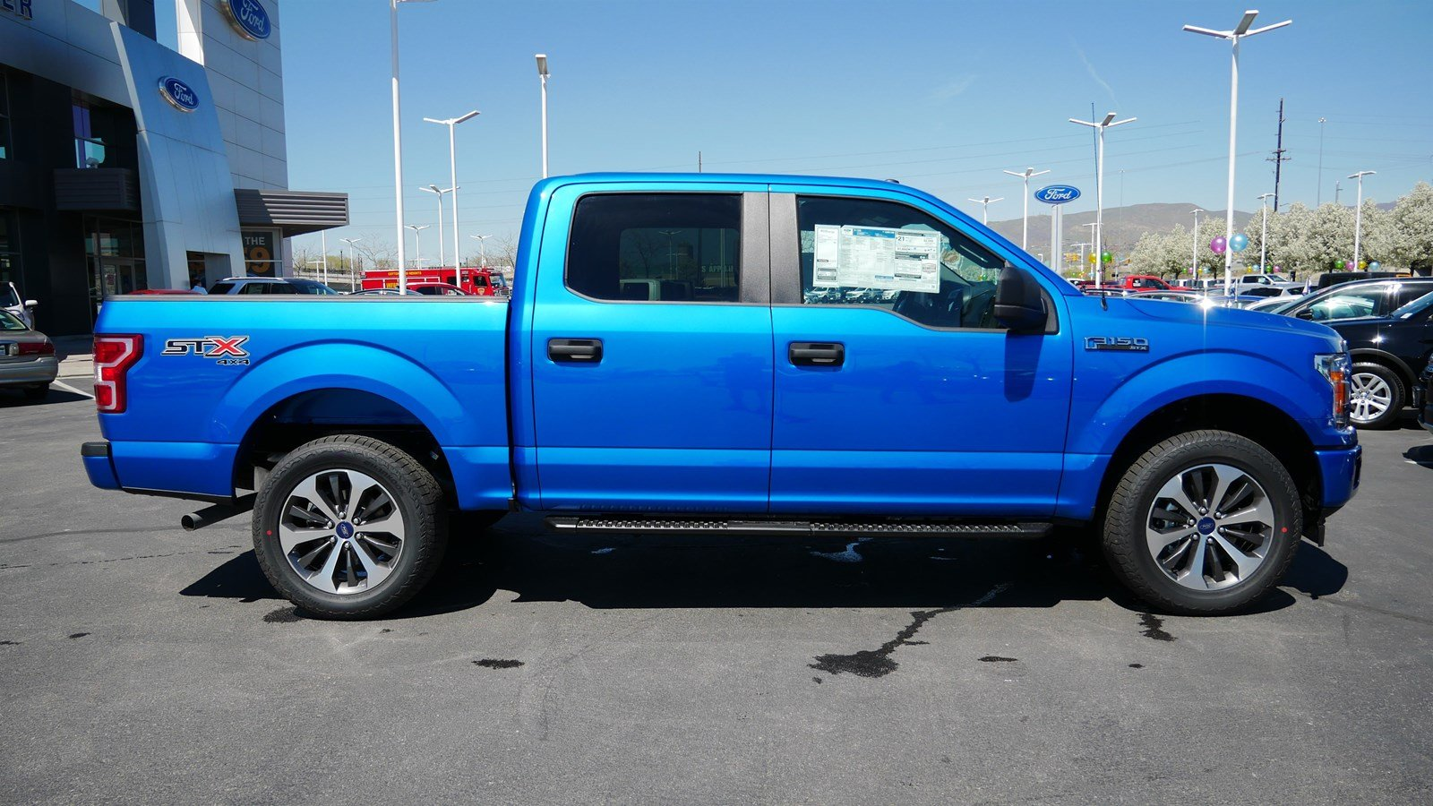 2019 F-150 SuperCrew Cab 4x4, Pickup #71210 - photo 2