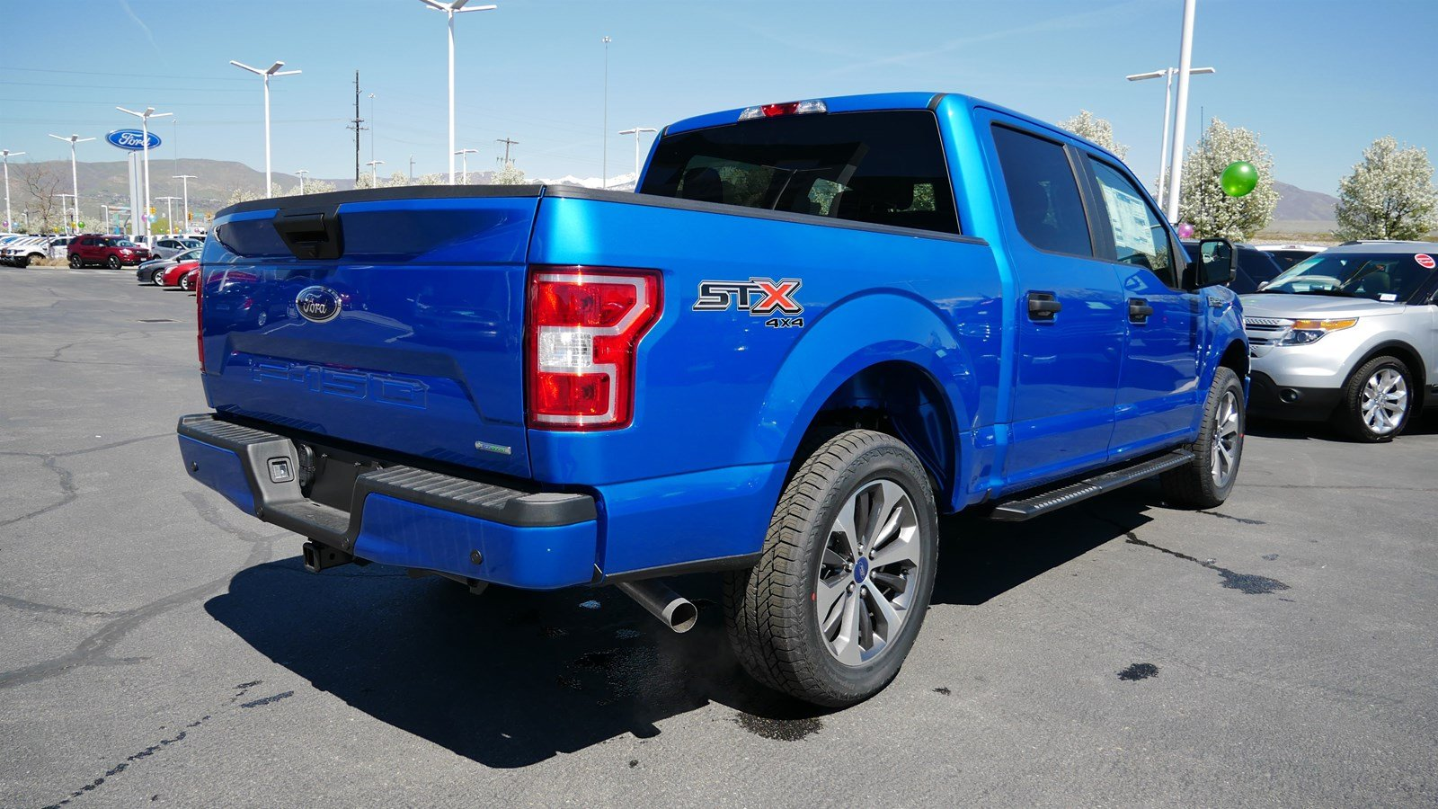 2019 F-150 SuperCrew Cab 4x4, Pickup #71210 - photo 5