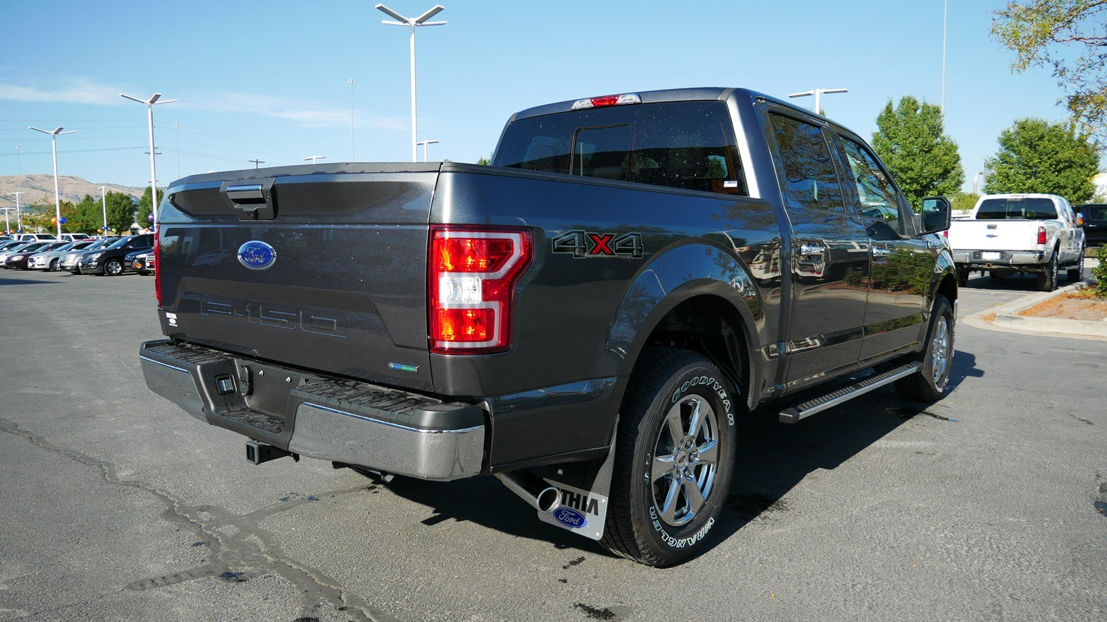 2019 F-150 SuperCrew Cab 4x4, Pickup #71212 - photo 2