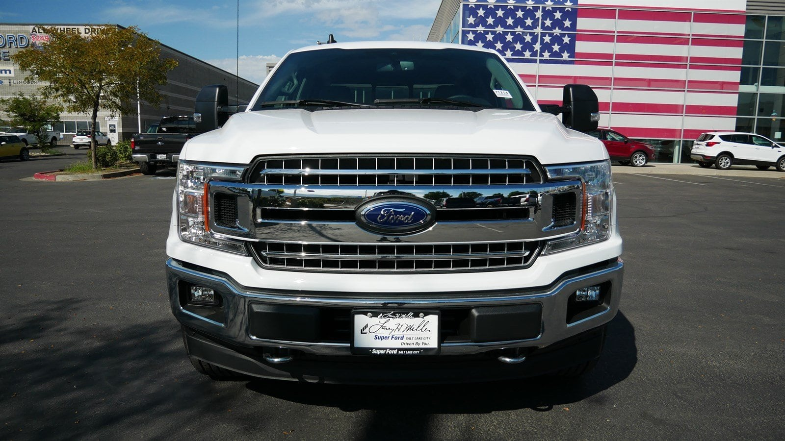 2019 F-150 SuperCrew Cab 4x4,  Pickup #71214 - photo 9