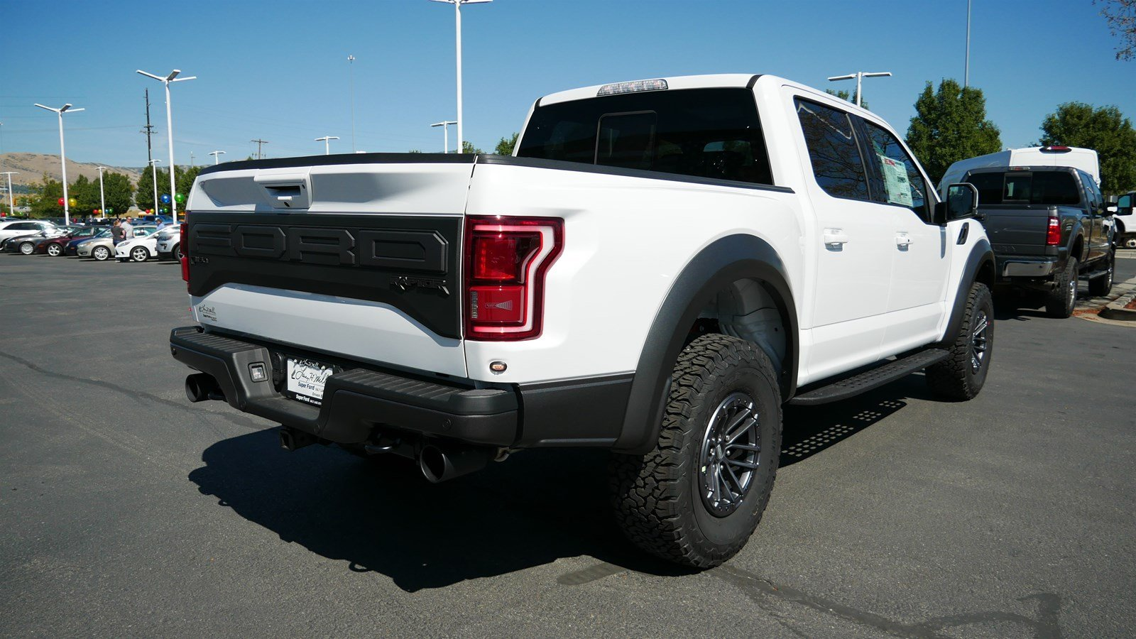 2019 F-150 SuperCrew Cab 4x4,  Pickup #71235 - photo 2