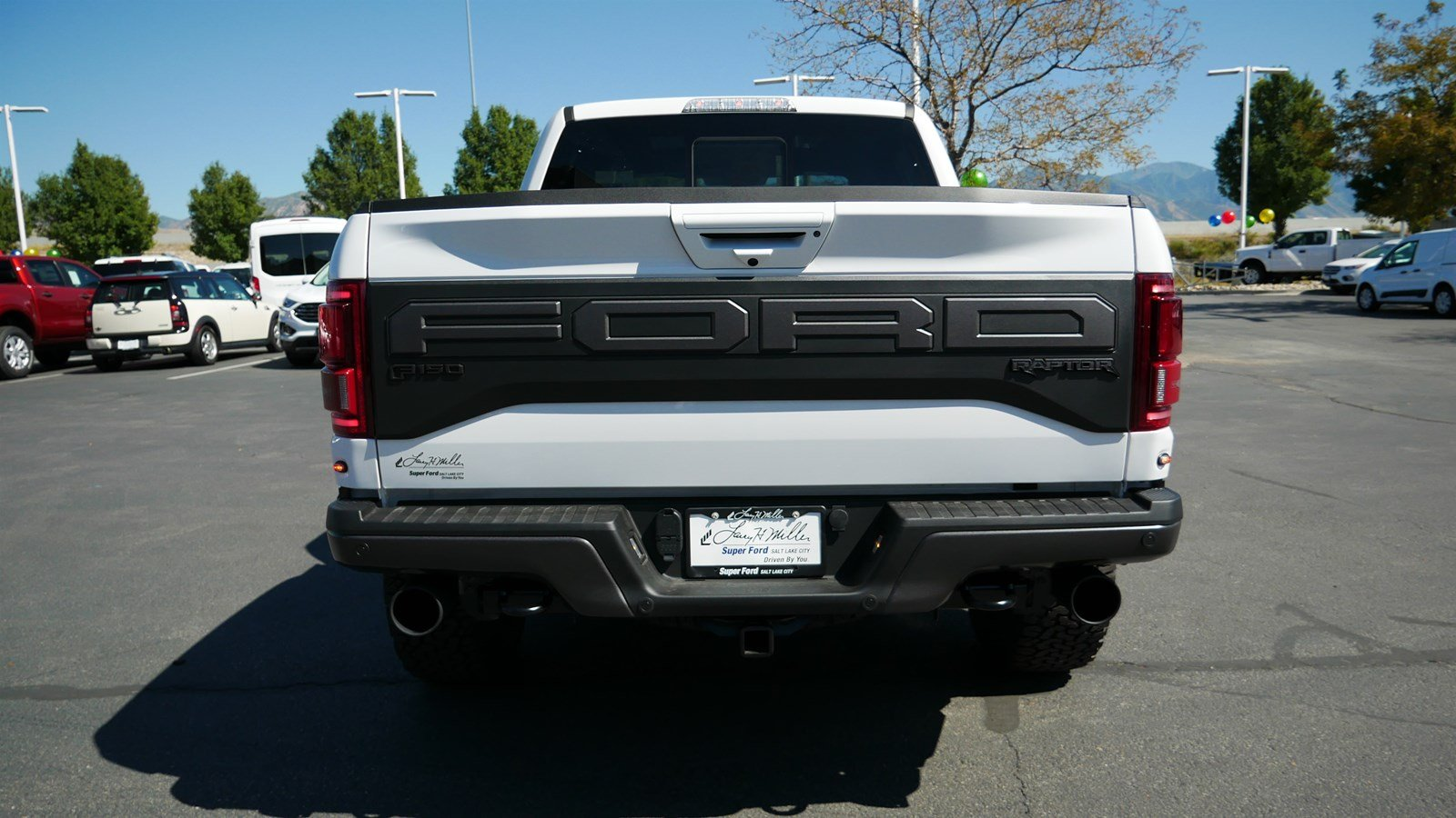 2019 F-150 SuperCrew Cab 4x4,  Pickup #71235 - photo 5