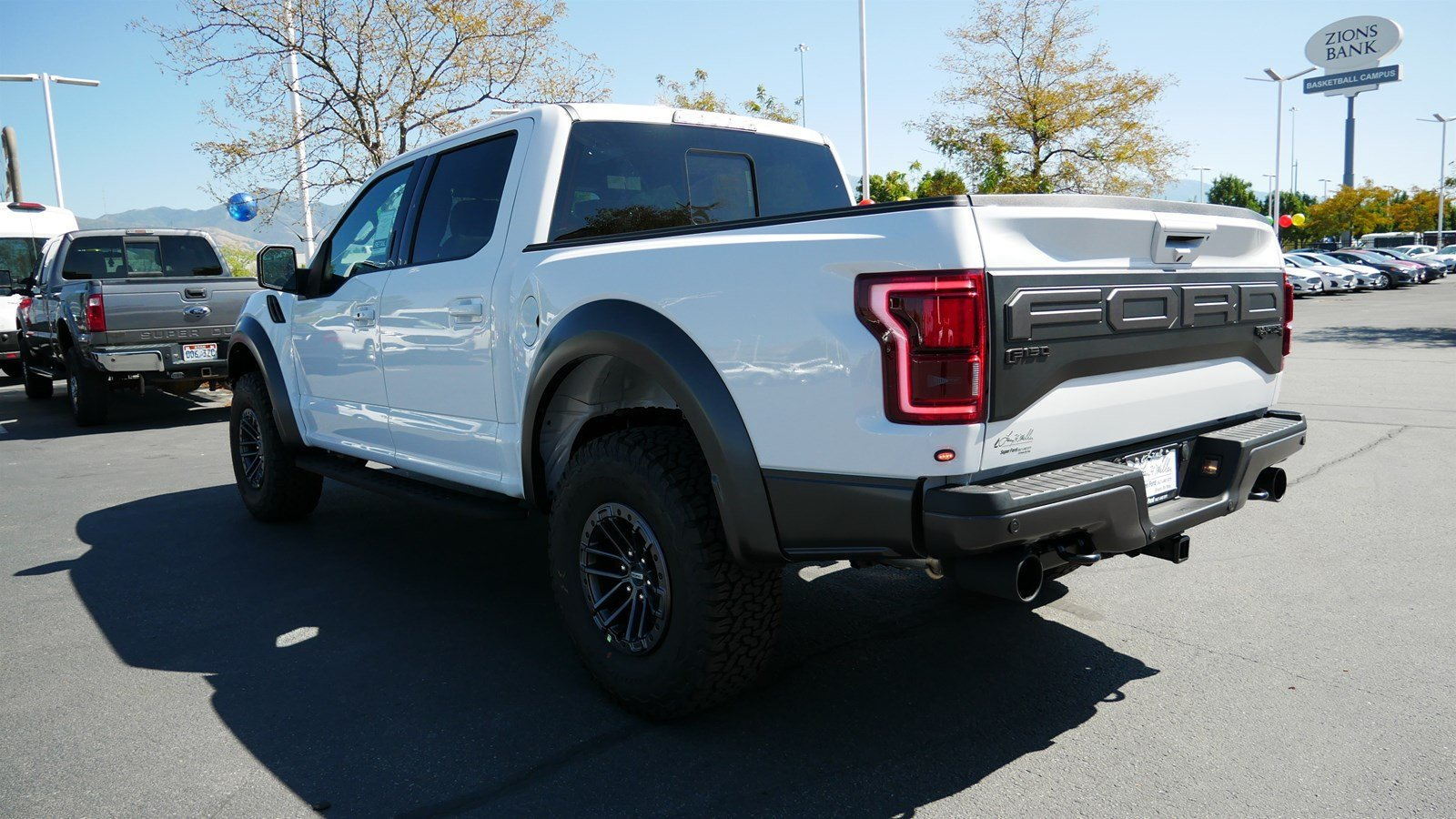 2019 F-150 SuperCrew Cab 4x4,  Pickup #71235 - photo 6