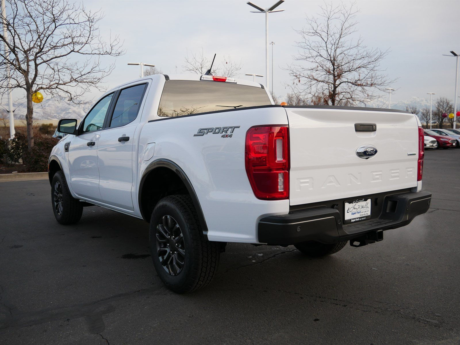 2019 Ranger SuperCrew Cab 4x4, Pickup #71304 - photo 6