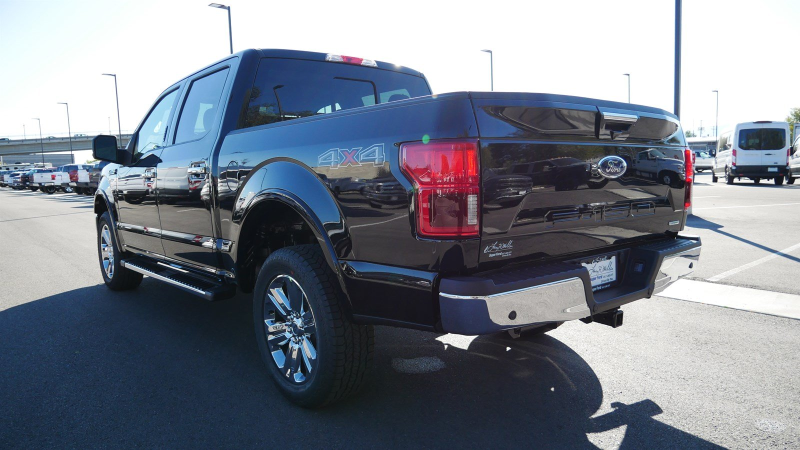 2019 F-150 SuperCrew Cab 4x4, Pickup #71312 - photo 6