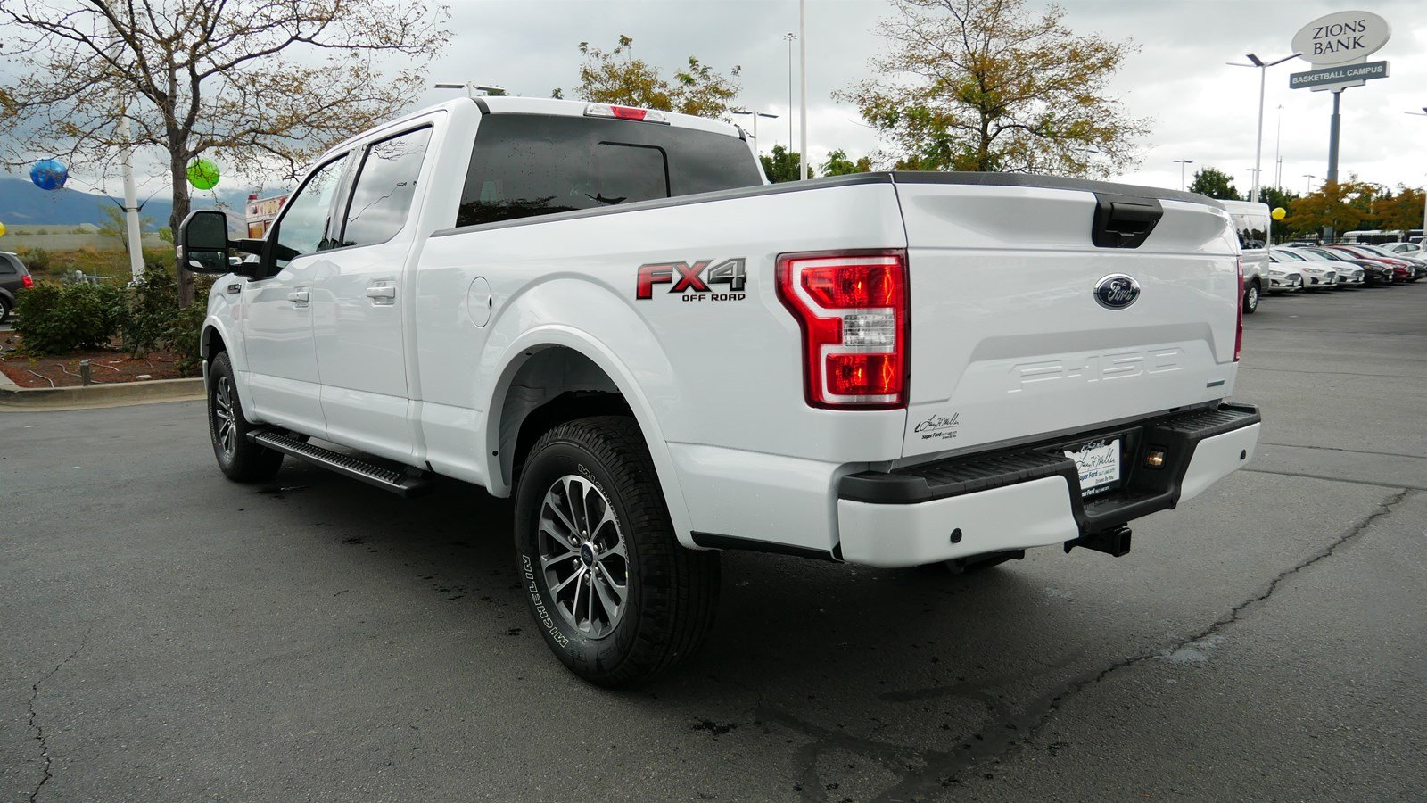 2019 F-150 SuperCrew Cab 4x4, Pickup #71344 - photo 6
