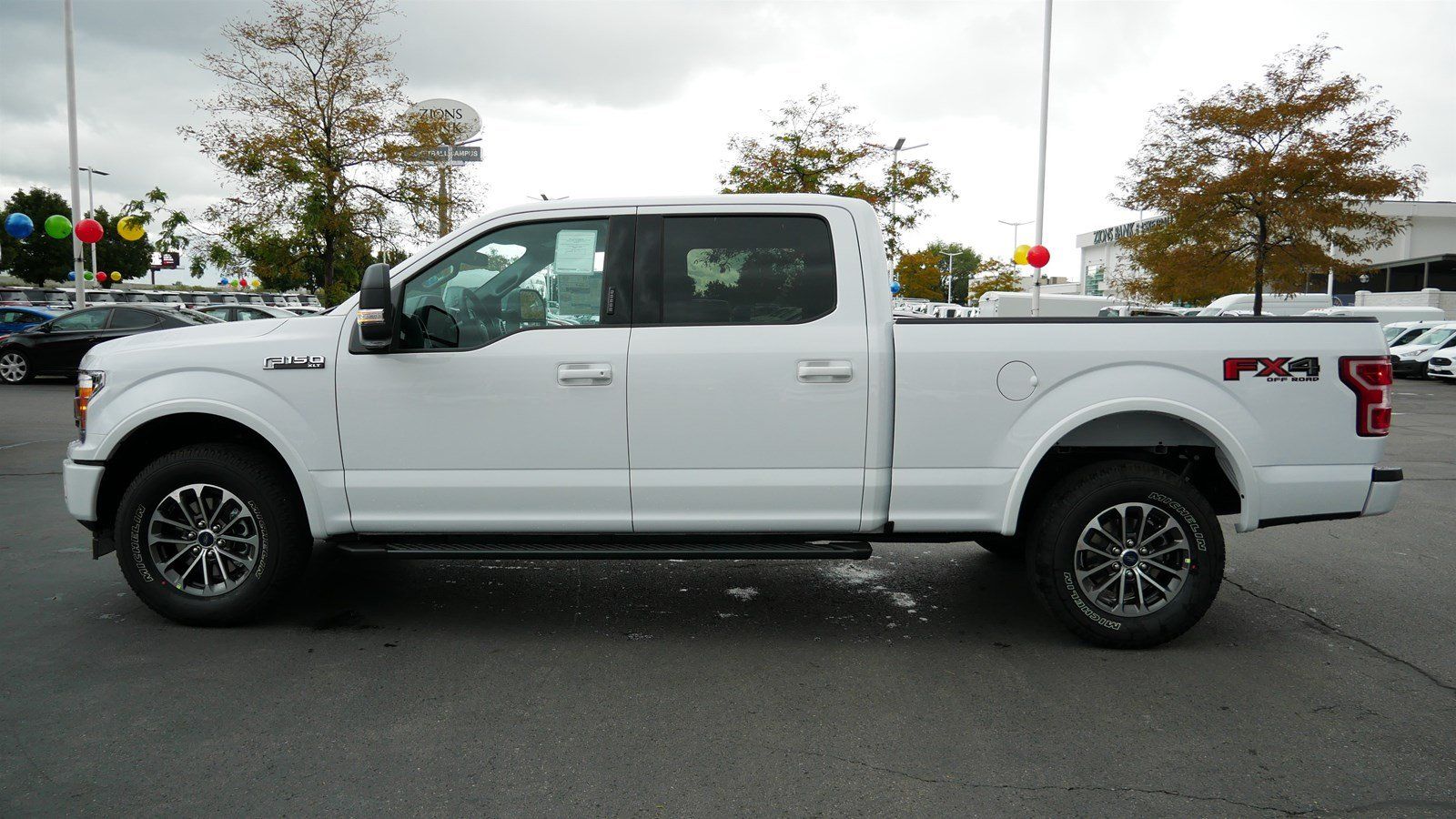 2019 F-150 SuperCrew Cab 4x4, Pickup #71344 - photo 7