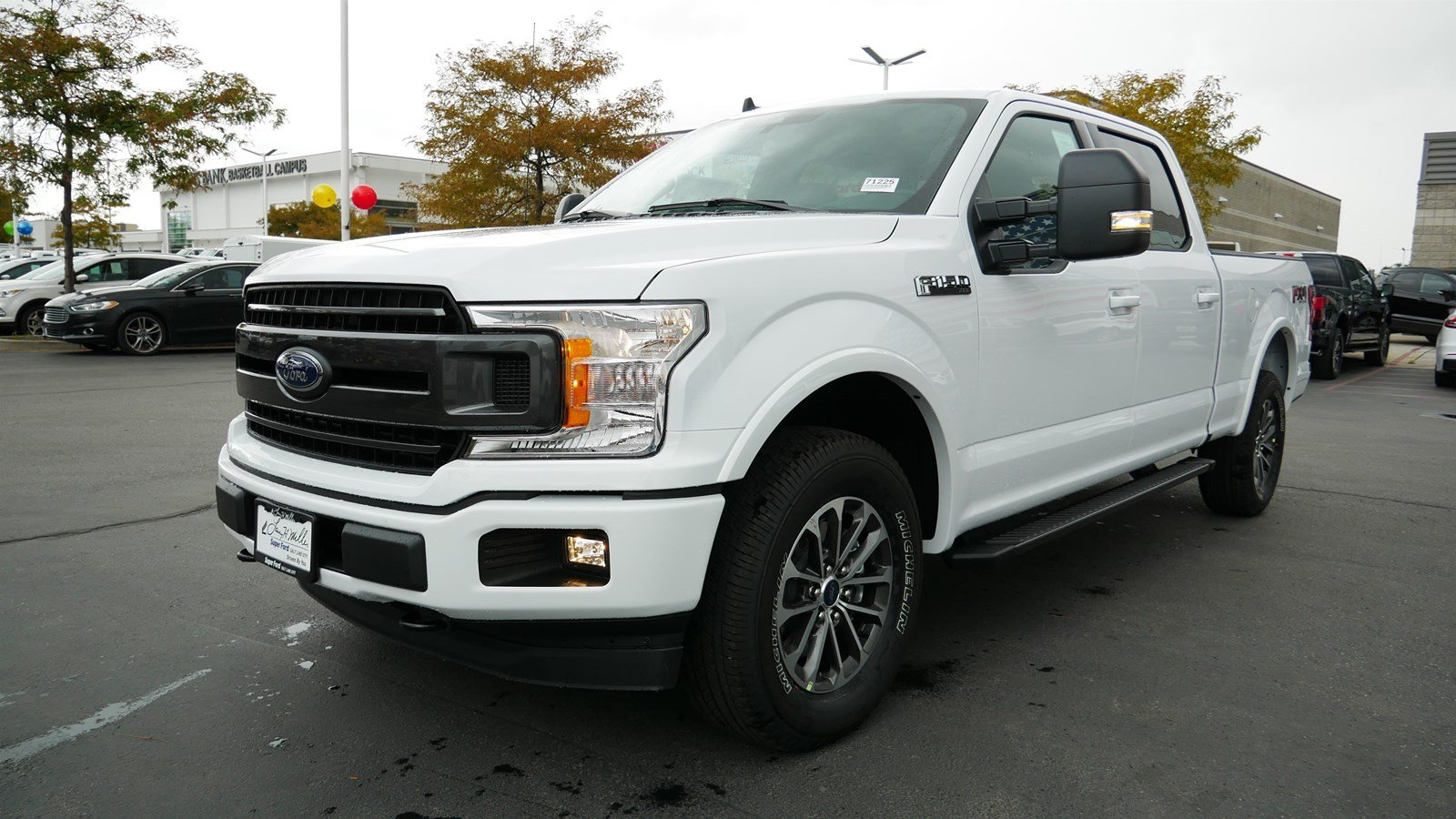 2019 F-150 SuperCrew Cab 4x4, Pickup #71344 - photo 8