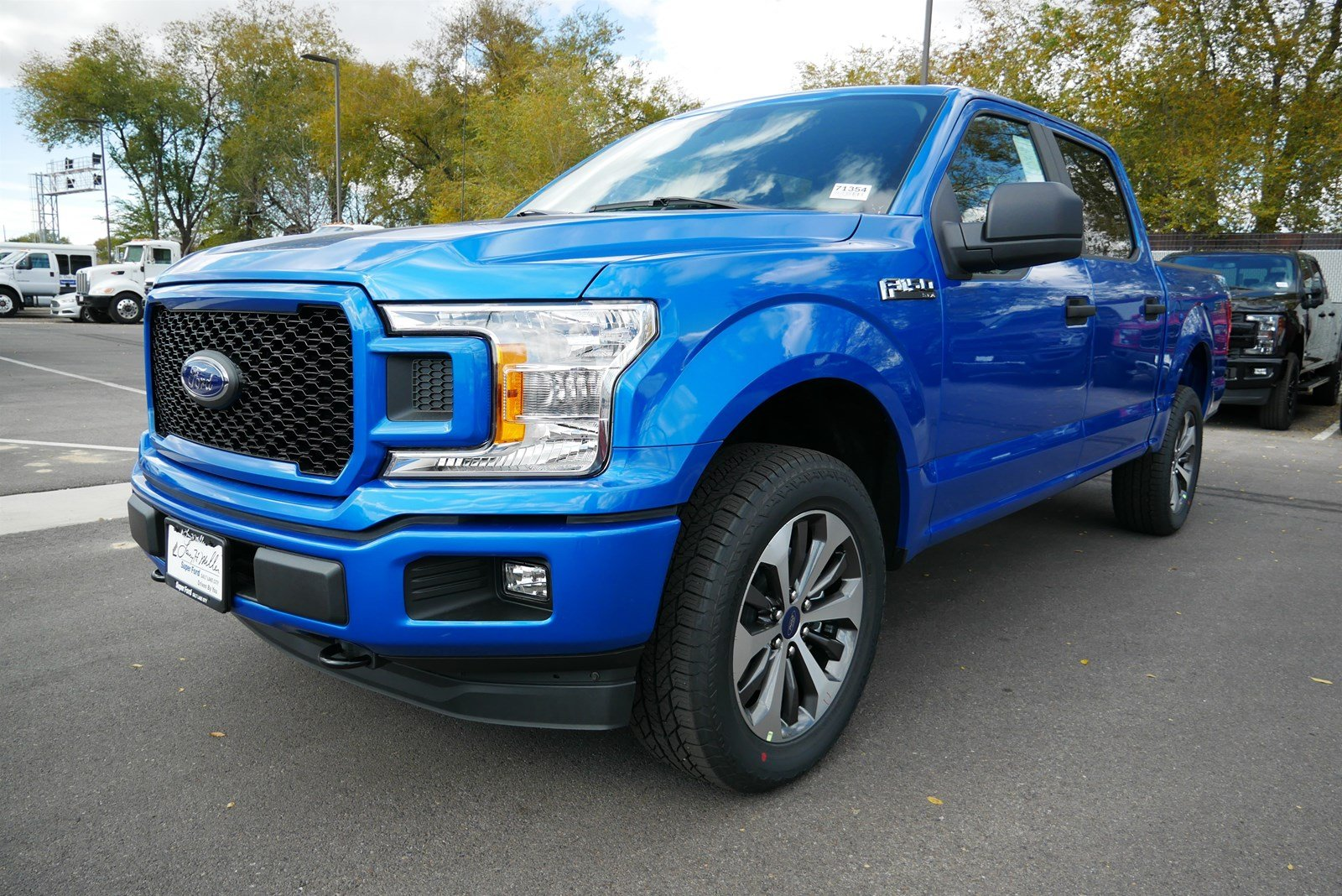 2019 F-150 SuperCrew Cab 4x4, Pickup #71354 - photo 8