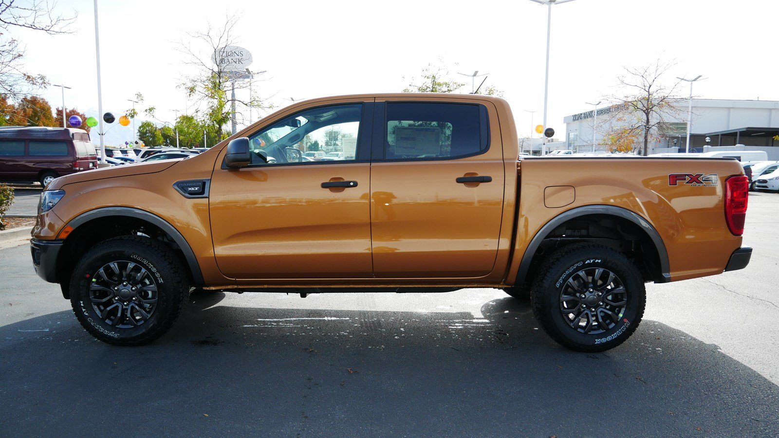 2019 Ranger SuperCrew Cab 4x4, Pickup #71355 - photo 7