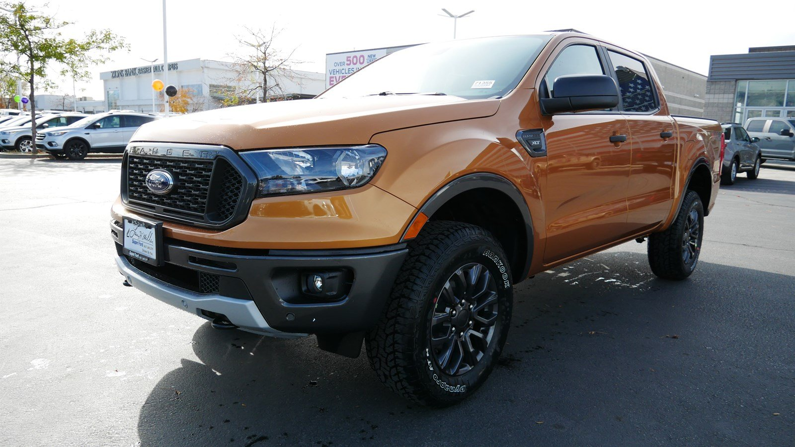 2019 Ranger SuperCrew Cab 4x4, Pickup #71355 - photo 8