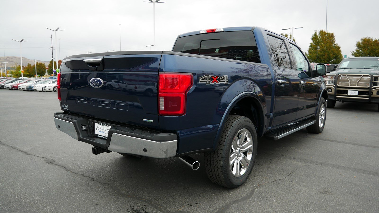 2019 F-150 SuperCrew Cab 4x4, Pickup #71360 - photo 2