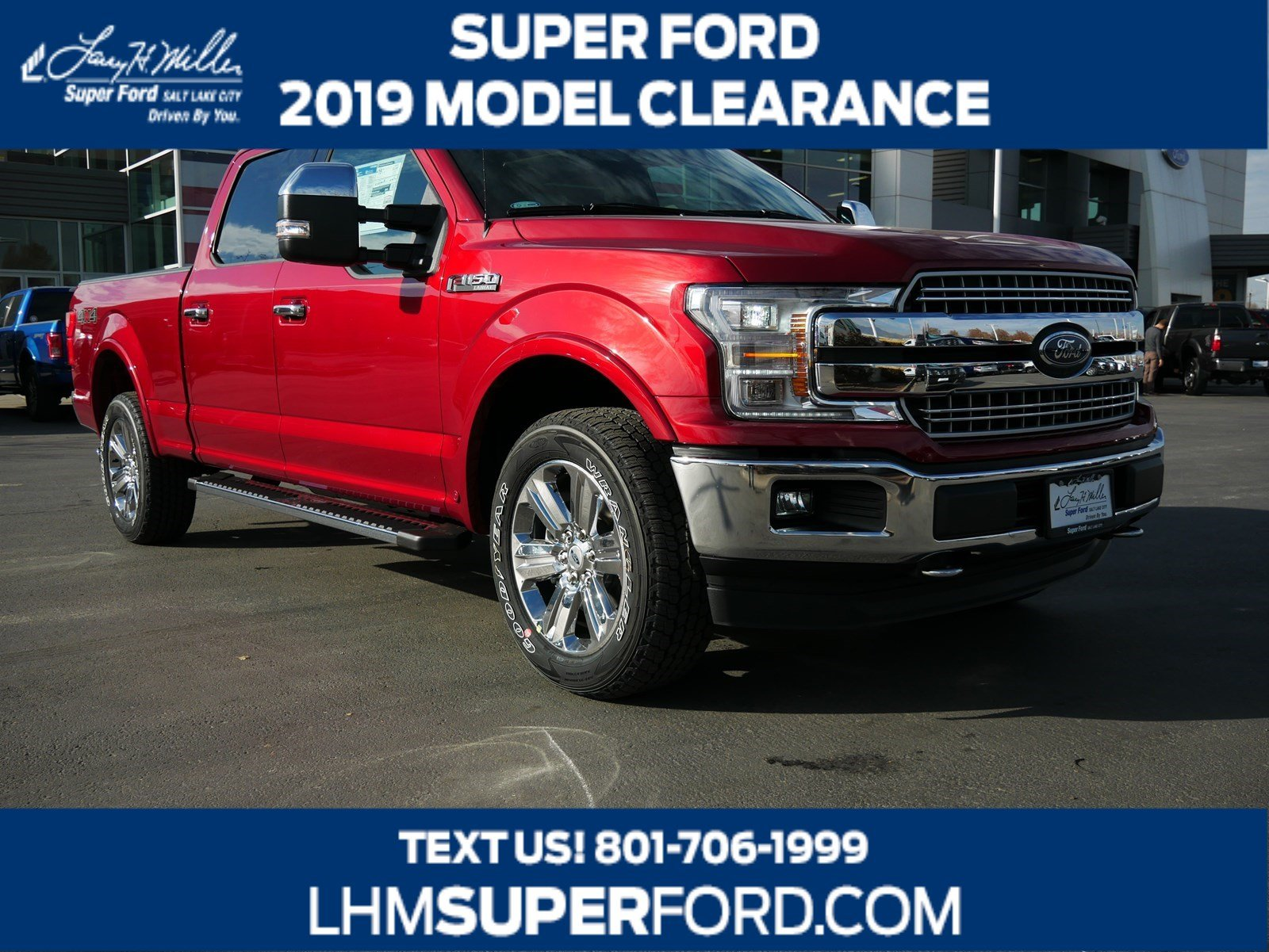 2019 F-150 SuperCrew Cab 4x4, Pickup #71377 - photo 1