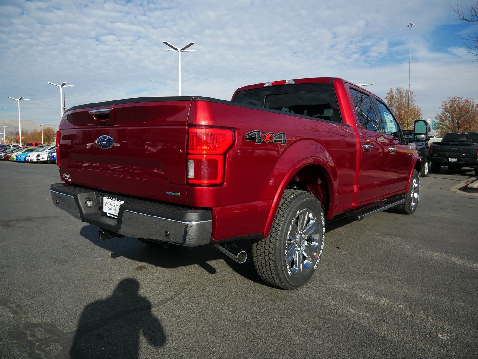 2019 F-150 SuperCrew Cab 4x4, Pickup #71377 - photo 2