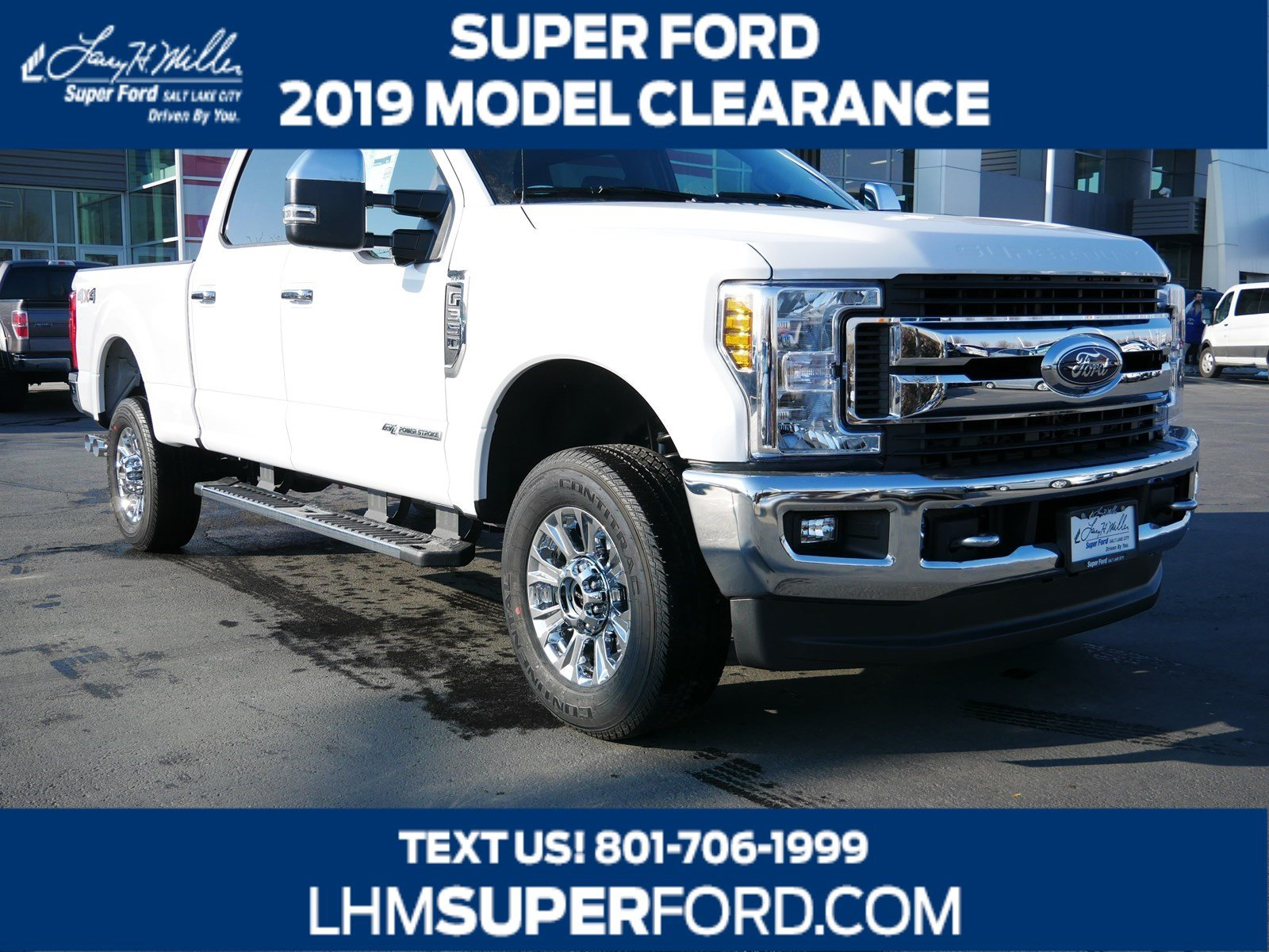 2019 F-350 Crew Cab 4x4, Pickup #71378 - photo 1
