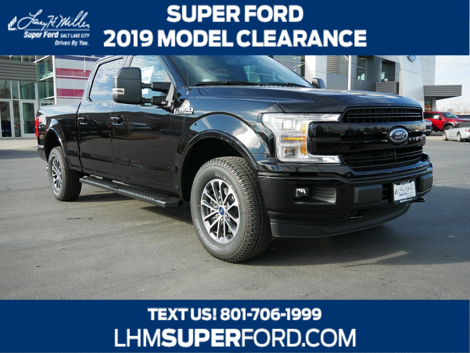 2019 F-150 SuperCrew Cab 4x4, Pickup #71379 - photo 1