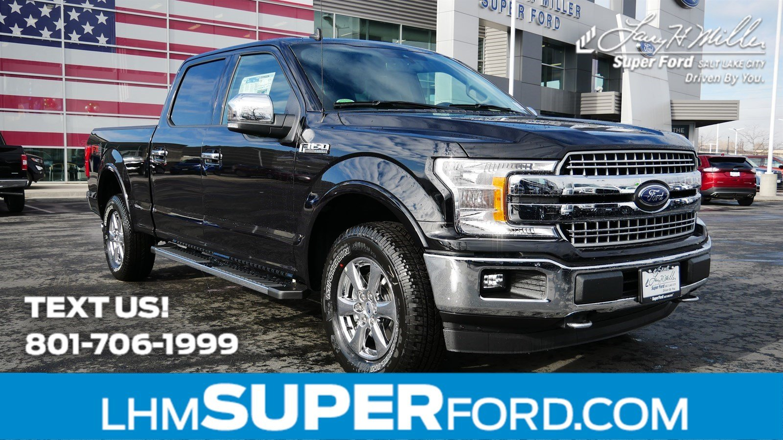 2019 F-150 SuperCrew Cab 4x4,  Pickup #77029 - photo 1