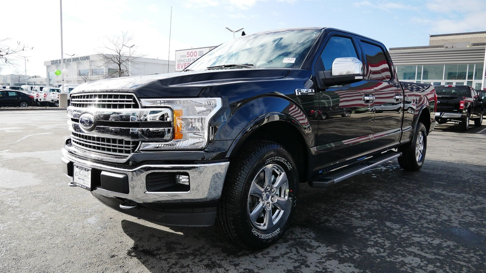 2019 F-150 SuperCrew Cab 4x4,  Pickup #77029 - photo 7