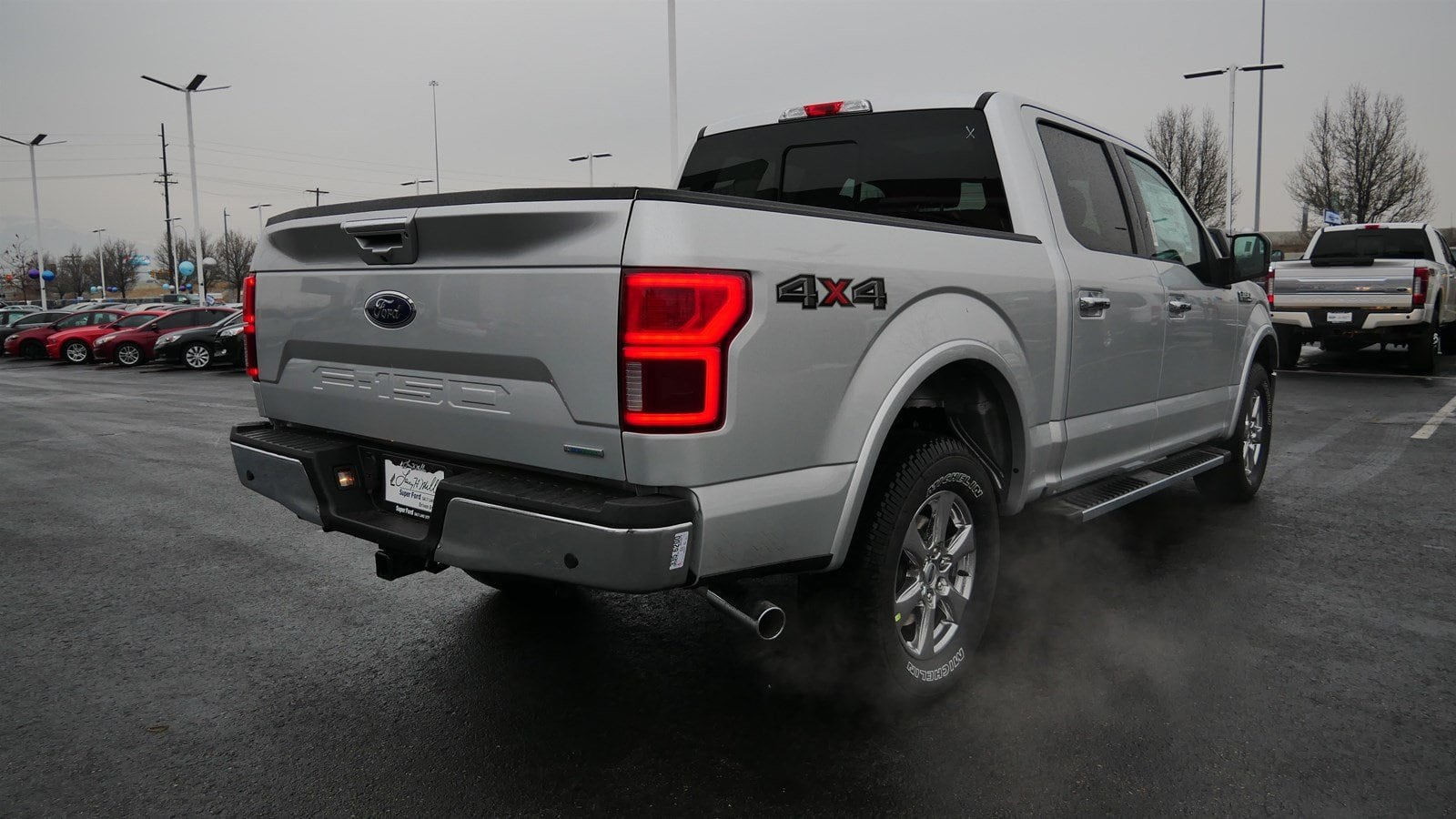 2019 F-150 SuperCrew Cab 4x4,  Pickup #77047 - photo 2