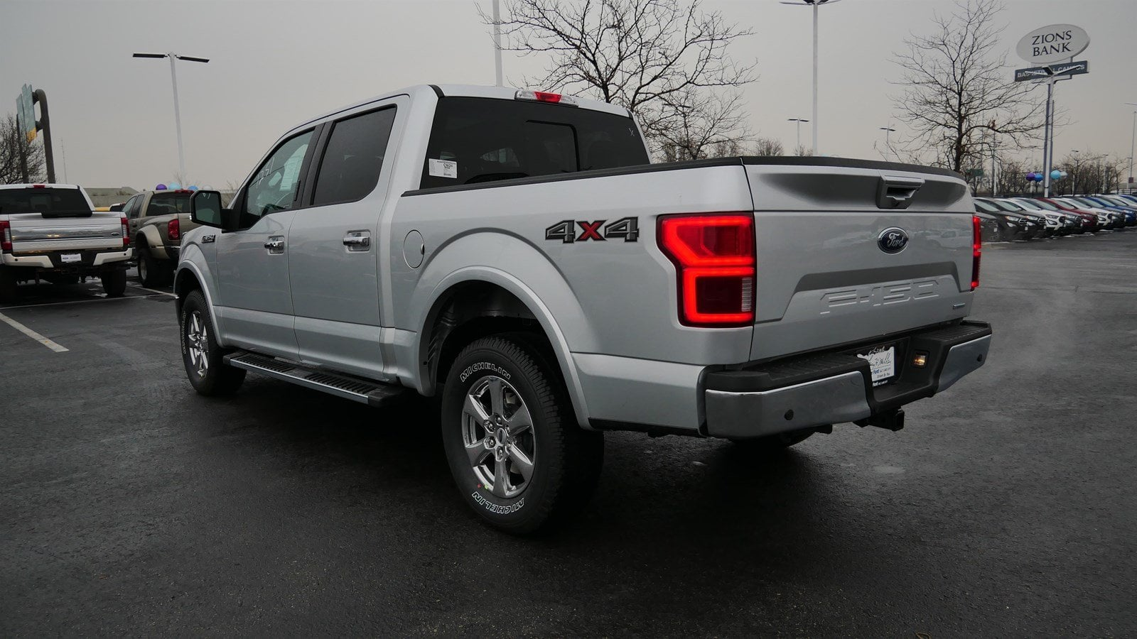 2019 F-150 SuperCrew Cab 4x4,  Pickup #77047 - photo 5
