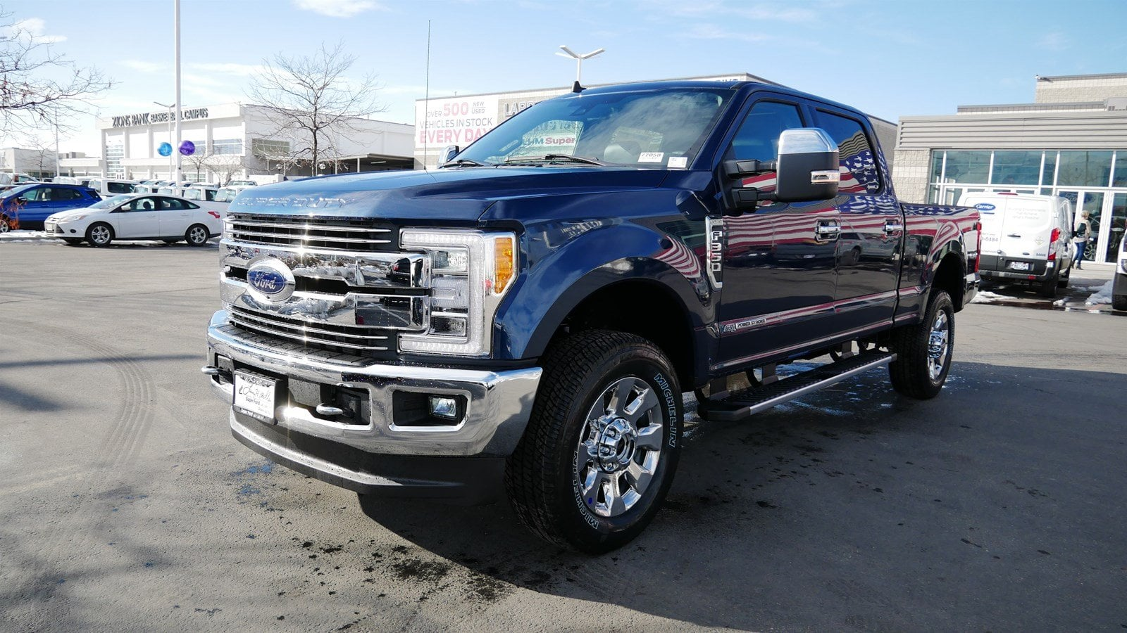2019 F-350 Crew Cab 4x4,  Pickup #77058 - photo 7