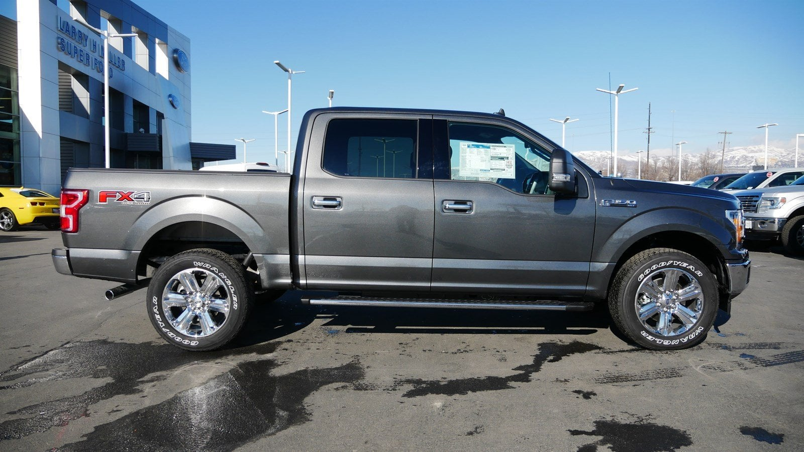 2019 F-150 SuperCrew Cab 4x4,  Pickup #77059 - photo 3