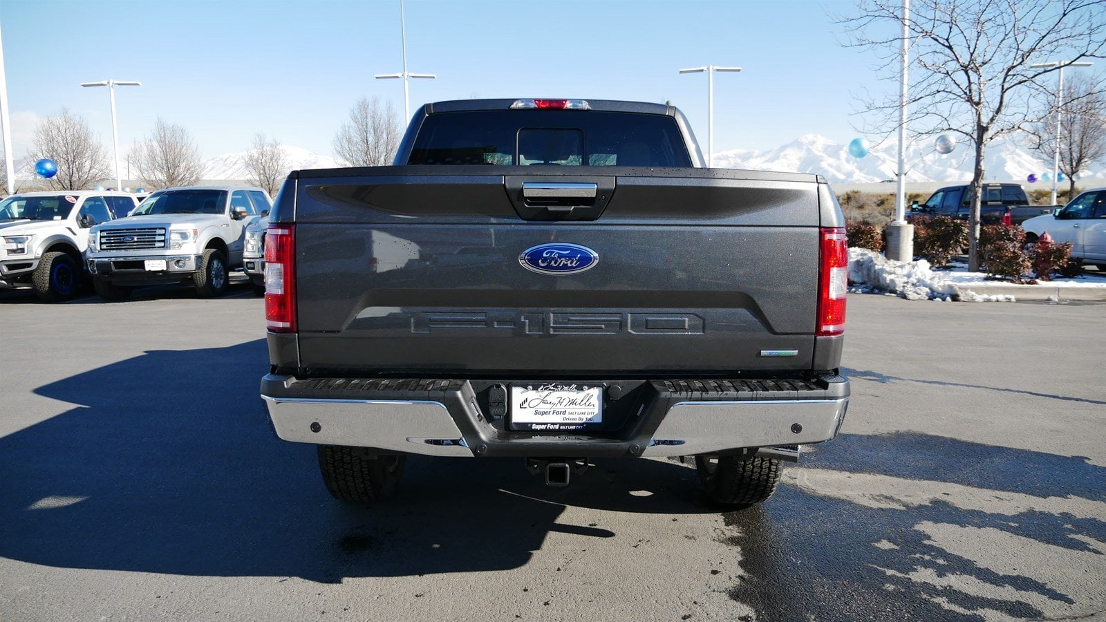 2019 F-150 SuperCrew Cab 4x4,  Pickup #77059 - photo 4