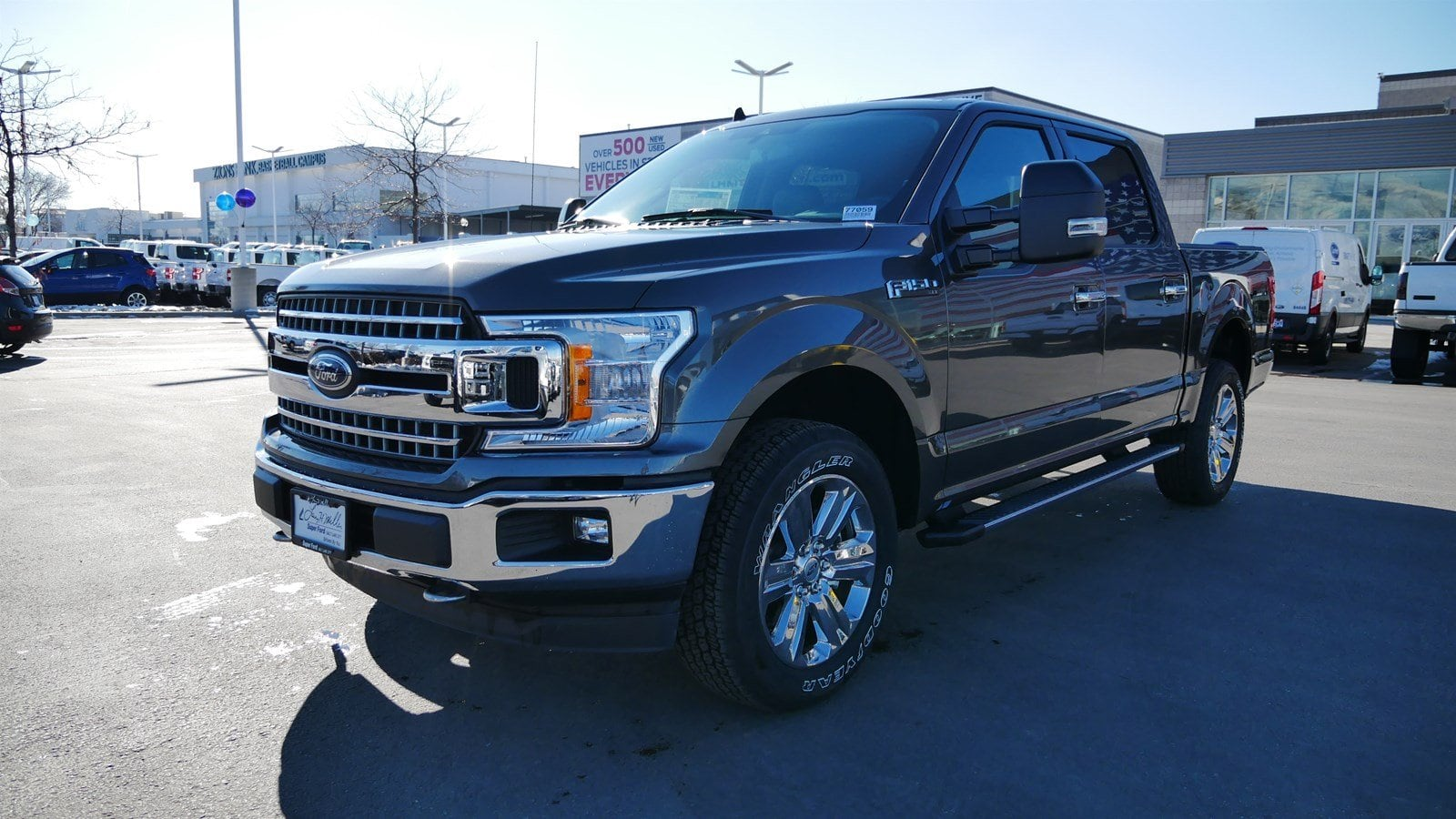 2019 F-150 SuperCrew Cab 4x4,  Pickup #77059 - photo 7