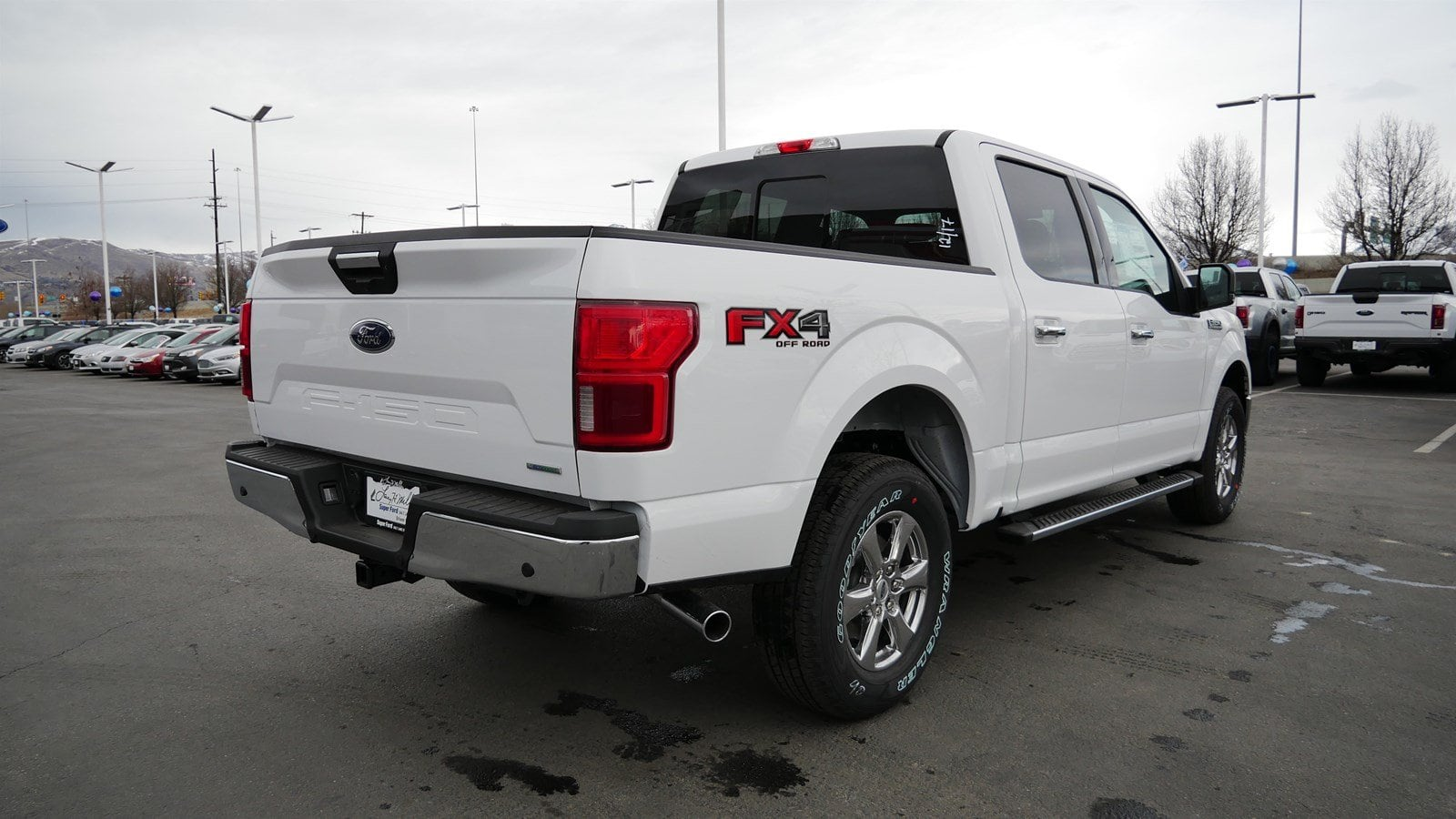 2019 F-150 SuperCrew Cab 4x4,  Pickup #77066 - photo 2