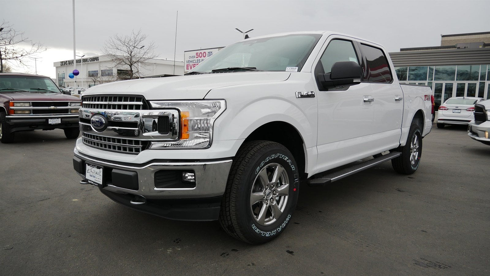 2019 F-150 SuperCrew Cab 4x4,  Pickup #77066 - photo 8